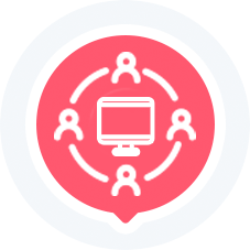 Icon virtueles Klassenzimmer